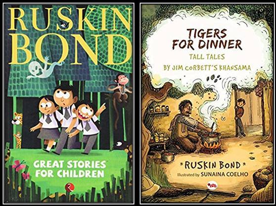 Ruskin Bond Books