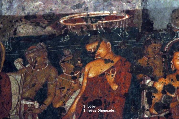 Ajanta by Shreyas