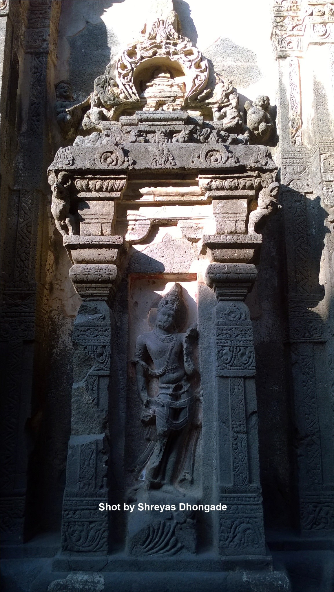 Relief Sculpture at Ellora Shreyas.jpg