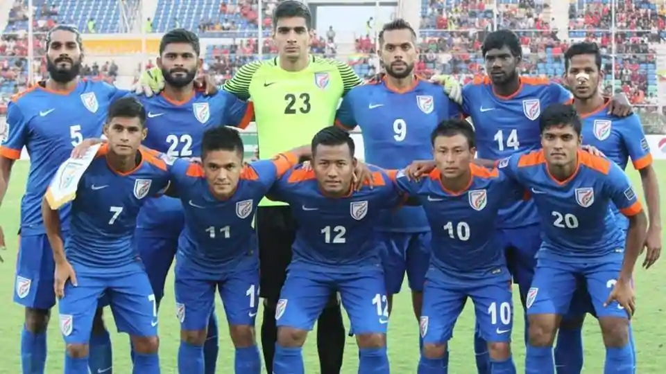 Indian football team blue.jpg