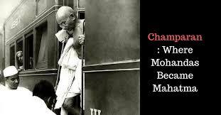 Mohandas became Mahatma