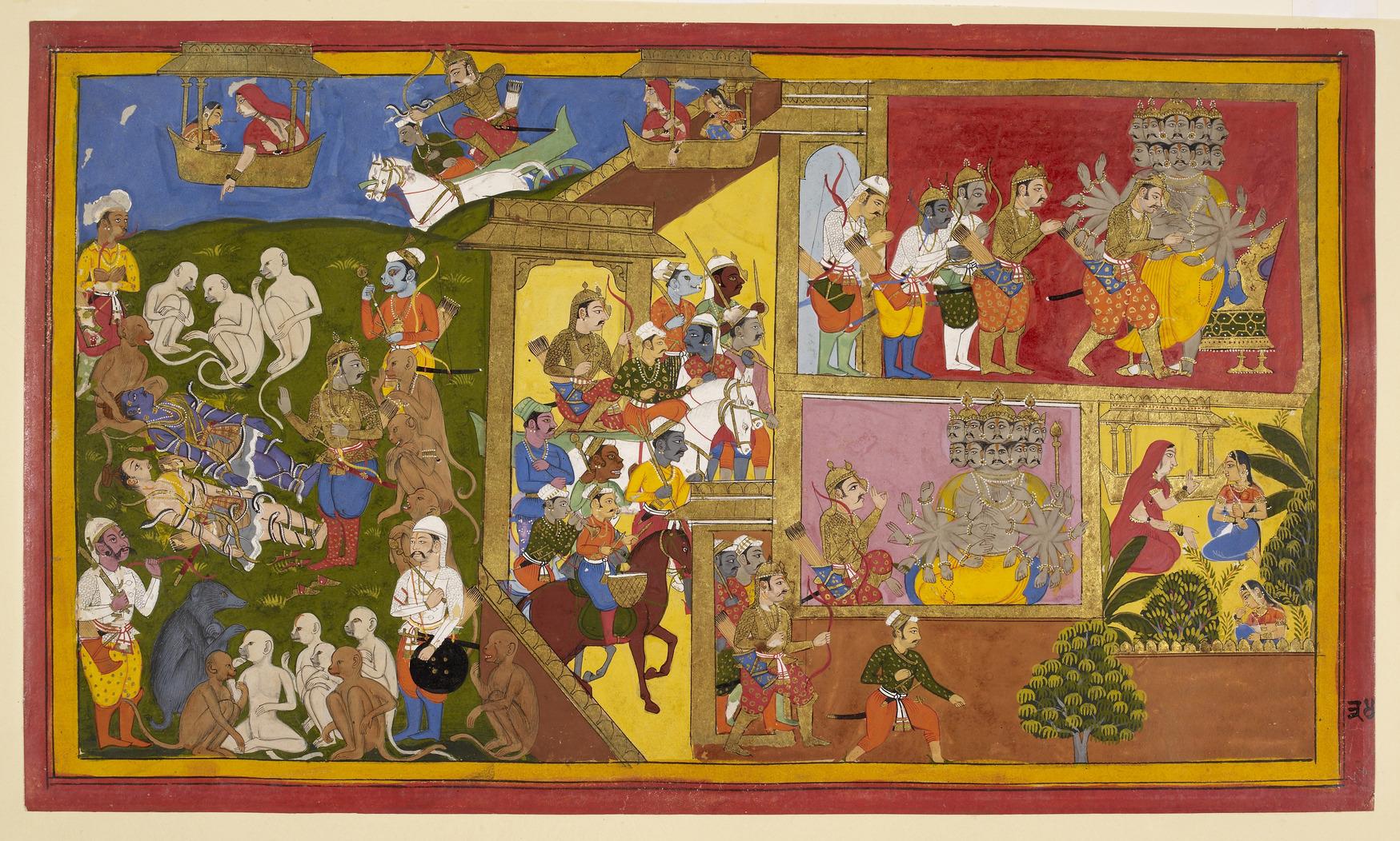 Ramayana yuddha kanda.jpg